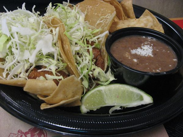 Best mlb ballpark grub 21pics eat drink repeat for Rubios fish tacos