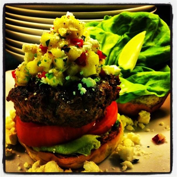 BurgerAlPastor